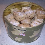 Linda Farmer's Shortbread Bars